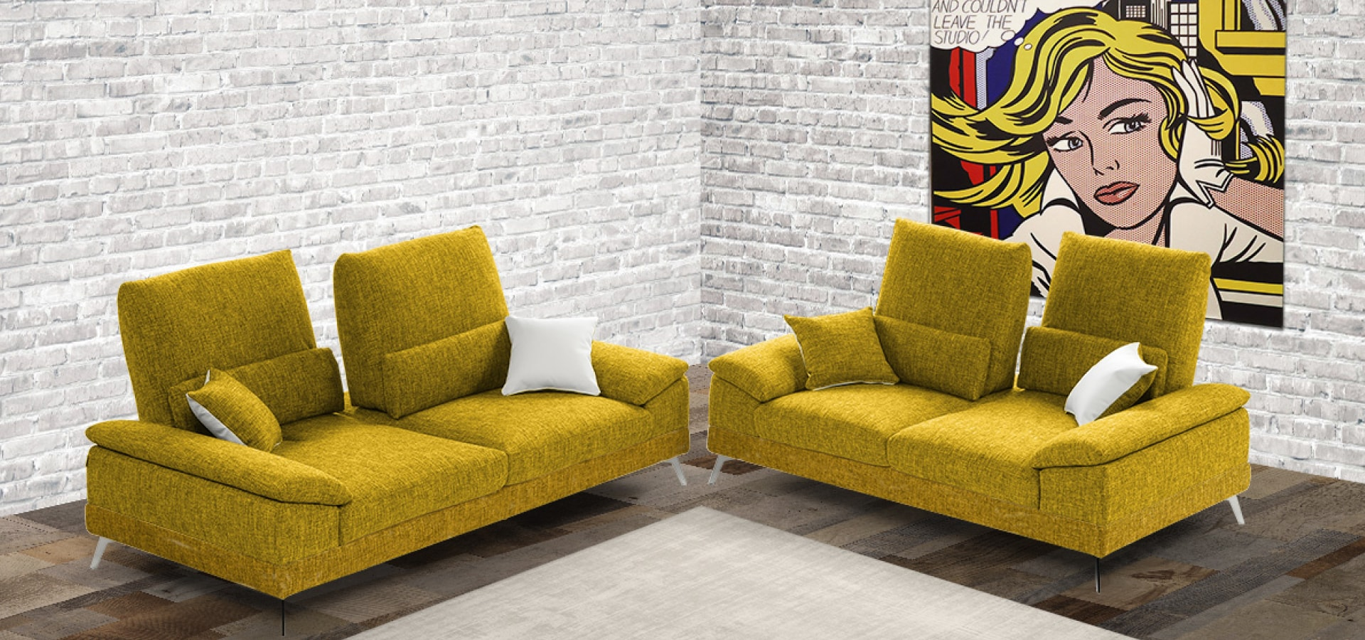 Canapé Chianti 1